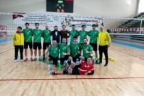 Korkuteli Belediyespor Erkek Voleybol Takımı İkinci Lig'e Yükseldi
