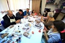 Muğla 100 Yaş Evi'nde Dede-Nine-Torun Buluşması!
