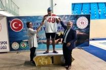 Muğla Gençlik ve Spor İl Müdürlüğü Özel Sporcusu Birinci Oldu!