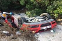 Muğla-Marmaris Karayolunda Kaza: 1 Ölü 3 Yaralı