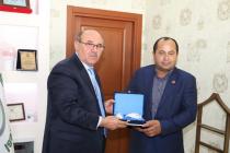 Muğla Muhtarlar Federasyonu Başkan Otgöz'ü Ziyaret Etti