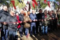 Muğla'nın Menteşe İlçesinde Basın Parkı Açıldı!