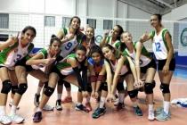 Muğlalı Voleybolcular Küçük Kadınlar Ligi Şampiyonu Oldu