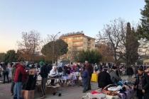 Ortaca'da Yeni Yılın İlk İkinci El Pazarı Açıldı