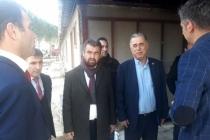 Siyasilerden Milas Devlet Hastanesine Ziyaret!