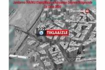 Yerli İHA'lar Deprem Bölgesini Havadan Görüntüledi