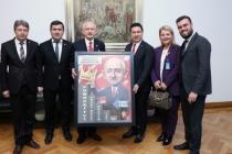 Başkan Aras Kılıçdaroğlu'nu Ziyaret Etti