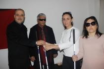 Başkan Uzundemir Görme Engellilere Verdiği Sözü Tuttu