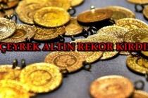 Çeyrek Altın İç Piyasada Rekor Kırdı! 500 Lirayı Geçti!