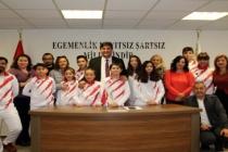 Fethiye Okçuluk ve Doğa Sporları Kulübü'nden Karaca'ya Ziyaret