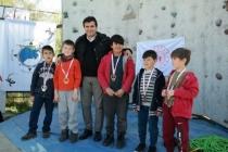 Muğla Spor Tırmanış Şampiyonası Fethiye'de Yapıldı
