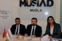 MÜSİAD Türkiye Finans Katılım Bankası ile Protokol İmzaladı!