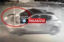 Ortaca'daki Trajik Kazanın Görüntüleri Güvenlik Kamerasında!