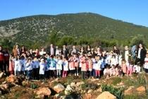 Özlem Öğretmen Anısına Hatıra Ormanı Oluşturuldu