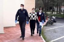 Ali Ağaoğlu'nun Eski Sevgilisi Hazal Mesudiyeli Gözaltına Alındı!