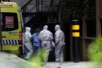 İspanya'da Son 24 Saatte 394 Kişi Hayatını Kaybetti!