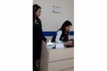 Marmaris Devlet Hastanesi Dezenfekte Ediliyor