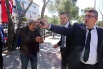 Muğla'da Taksiciler ve Memurların 'Kuş Tartışması'