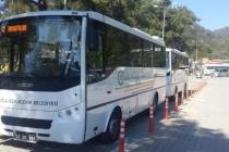 Muğla'da Toplu Taşımada Nakit Para Kalkıyor!