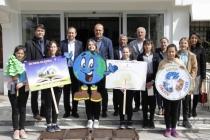 Ortaca'da İklim Değişikliğine Dikkat Çekmek İçin eTwinning Projesi