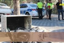 Bodrum'da Motosiklet Çöp Konteynerine Çarptı: 1 Ölü 1 Ağır Yaralı