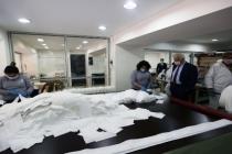 Muğla Büyükşehir Belediyesi 5 Günde 12 Bin Maske Üretti!