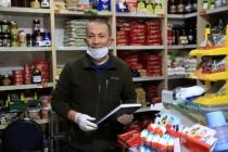 Muğla'da Bir Hayırsever İhtiyaç Sahiplerinin Market Borcunu Ödedi