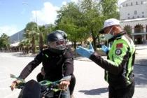 Muğla'da, Motosikletlere 2 Kişi Binmek Yasaklandı!