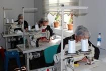 Muğla'da Olgunlaşma Enstitüsünce 10 Günde 50 Bin Maske Üretildi