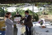 Ahmet Aras'tan Şehit Ailelerine Anlamlı Ziyaret