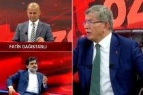 """Ahmet Davutoğlu, Canlı Yayında """"Allah'tan Korkun"""" Diyerek Sitem Etti"""