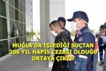 'Binbir Surat' Lakaplı Cezaevi Firarisi Yakalandı, 206 Yıl Hapis Cezası!