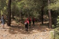 Fethiye'de Kaybolan Dağcı İçin Arama Çalışması Sürüyor