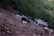 Marmaris'te Ormanlık Alan Temizlendi, Çıkanlar Pes Dedirtti!