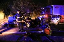Muğla'da İki Otomobil Çarpıştı: 1 Ölü, 2 Yaralı!