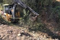 Muğla'da 40 Bin Metre Dere Temizliği Yapıldı