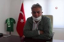 """Muğlaspor Başkanı Erol Kapiz """"Ligler İleri Bir Tarihe Ertelensin"""""""