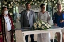 Seda Sayan ve Başkan Tokat Ayrı Çifti Nikah Masasına Oturttu