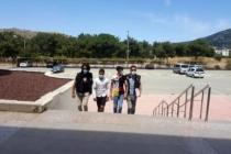 Bodrum'da İnşaat İşçilerine Uyuşturucu Operasyonu