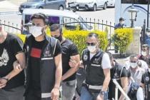 Kumar ve Tefecilikten Mahkemeye Çıkarılan 20 Kişiden 9'u Tutuklandı
