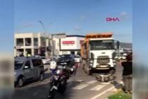 Muğla'da Kıbrıs Gazisine Hafriyat Kamyonu Çarptı!