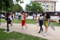 Muğla'da, Üniversiteli Kız Öğrenciler, Kadın Cinayetlerine Tepki Gösterdi