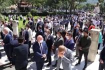 Muğla Valisi Esengül Civelek, Şehre Veda Etti