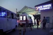 Ortaca'da Otomobille Motosiklet Çarpıştı: 6 yaralı