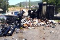 Bodrum'da İtfaiye Ekipleri 12 Saatte 12 Olaya Müdahale Etti