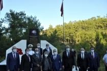 Marmaris'te 15 Temmuz Şehidi İçin Anıt ve Çeşme Açılışı Yapıldı