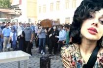Pınar Gültekin'in Cenazesinde Dikkat Çeken Detay!