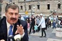 Sağlık Bakanı Koca, Vakaların Artışa Geçtiği 5 İli Paylaştı