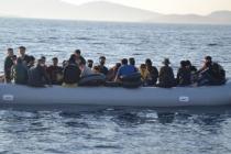 Son 1 Ayda Türk Kara Sularına Geri İtilen 929 Göçmen Kurtarıldı