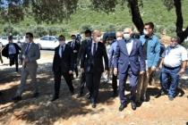 Ulaştırma ve Altyapı Bakanı Adil Karaismailoğlu Muğla'ya Geldi